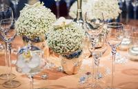 センスの見せ所!結婚式のテーブルコーディネート