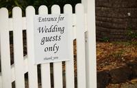 結婚式の受付係、流れをチェック!