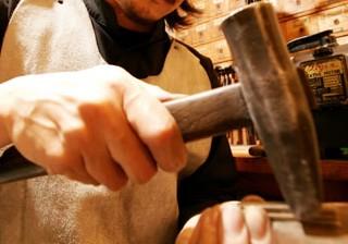 日本の伝統を感じる職人技が光るマリッジリング