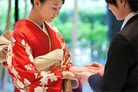 【八芳園】結婚0年目の記念日となる「婚約式」を提案!