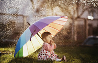 先輩お母さんに聞く、赤ちゃんとの雨の日の過ごし方&楽しみ方