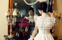 花嫁を彩るヘアアクセリー