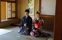 新郎の和装でよく聞く「紋付袴」っていったい何?