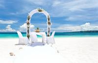 美しいビーチが挙式の舞台!カリブで海外挙式