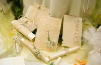 結婚式のペーパーアイテムを手作りしよう!