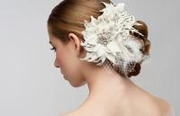 ウエディングドレスに合わせてアレンジしたい!花嫁の髪型