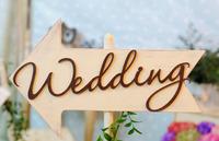 心を込めて作りましょう。手作り結婚式のアイデア