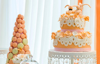 オーダーメイドで世界でたったひとつのウエディングケーキを