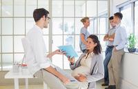 職場への出産報告。いつ、誰に、なんて言う?好感をもたれる報告