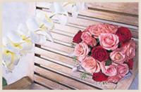 花嫁を魅せる色って?自分のパーソナルカラーを見つけよう!