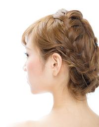 男子にウケる!結婚式の髪型・ヘアスタイル5選