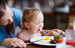 【初めての離乳食】大人の食事と一緒につくる子供ごはん