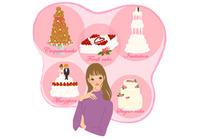 ウエディングケーキ選びに差がつく基礎知識