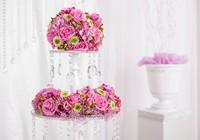 華やかに、彩りよく。花で彩るフラワーウエディング