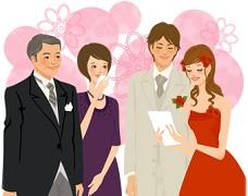 結婚式で「ありがとう」を伝えよう!新婦から両親への感謝の手紙