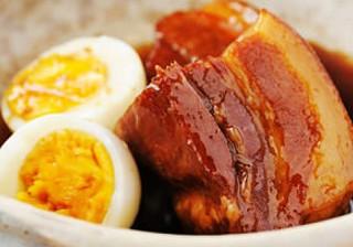 トロほろジューシー♪豚の角煮で、彼の「肉食」を目覚めさせる!