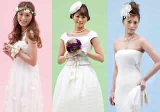 【人気ドレス別】参考にしたい!ドレスに合う花小物のスタイリング術<プリンセスプレス>