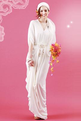 南国ムード高まるエキゾティックドレス
