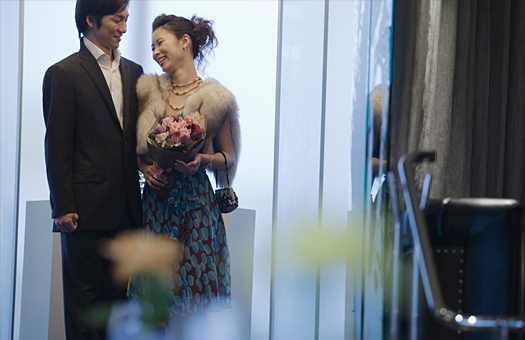 1年目の結婚記念日
