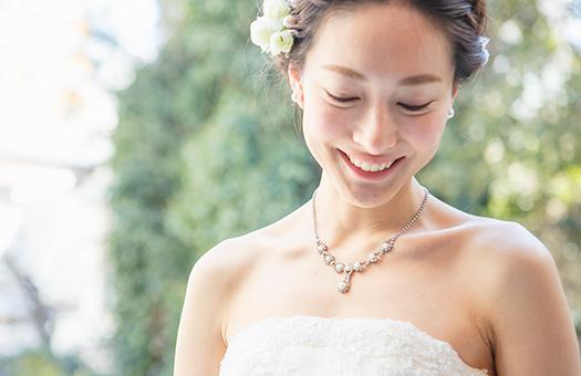 花嫁の幸せを願うおまじないサムシングフォー
