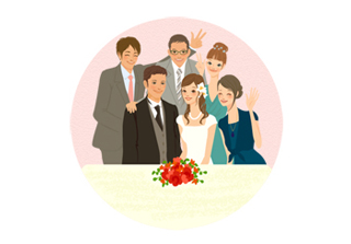 花嫁の一日~挙式・披露宴・パーティ中の過ごし方~