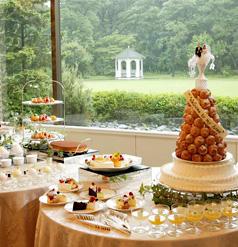 ハッピーなデザートタイム!今注目の結婚式のデザートビュッフェって? , ぐるなびウエディングHOWTO