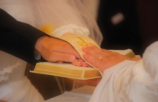 結婚式の誓い
