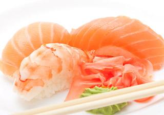 寿司わさび入り