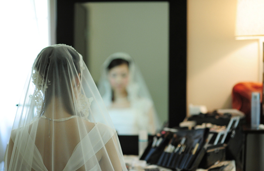 結婚式のメイク、絶対失敗したくない! , ぐるなびウエディングHOWTO