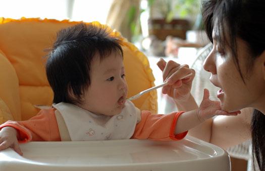 先輩ママが教える離乳食のヒント