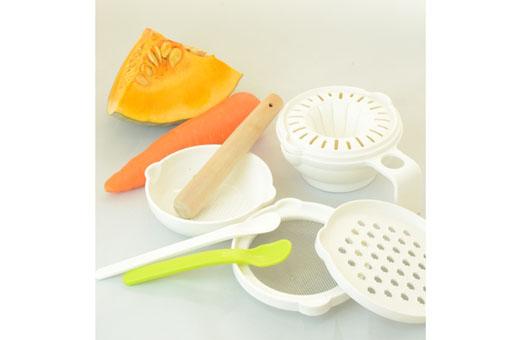 離乳食作りに役立った調理器具