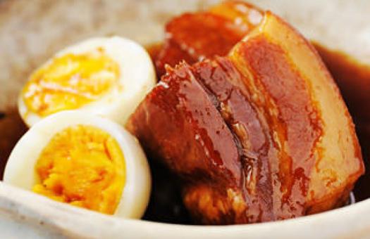角 レシピ 豚 煮 の とろける