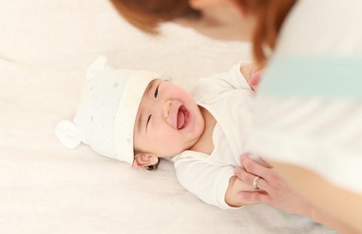 生後4ヶ月の育児