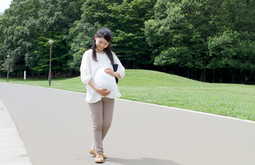 妊娠後期のオススメの過ごし方