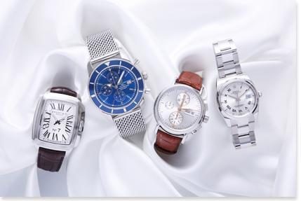 結納返しに贈りたい時計