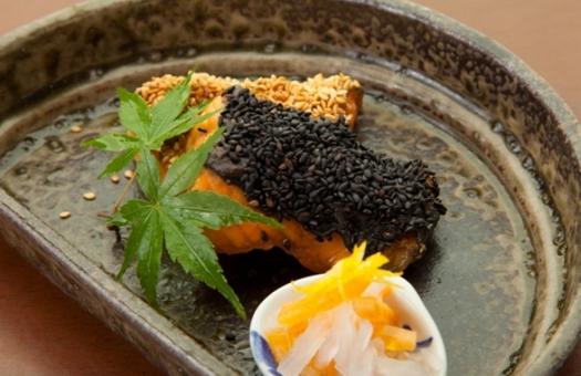 美と健康に効くかもしれない鮭メニュー