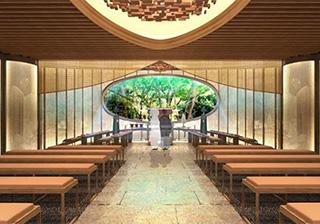 【ホテル椿山荘東京】東京の真ん中で、森の中の神殿での神前挙式!独立型新・神殿「萬寿殿」今秋 、誕生