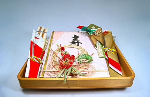 関東式の結納品
