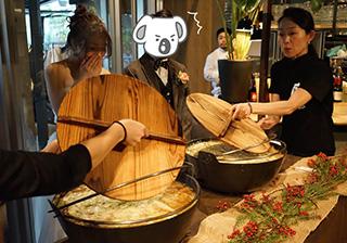 【会場決定〜当日まで】東京の真ん中で芋煮結婚式をしてみたレポ