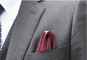 男性の服装マナー