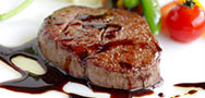 おいしい牛肉でおもてなしできる会場の試食会