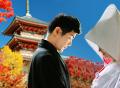 京都でリゾート結婚式