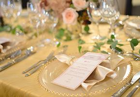 家族だけの場合、気になる結婚式の内容は?