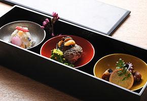 日本料理のおもてなし