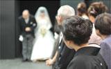 バリアフリーの結婚式場