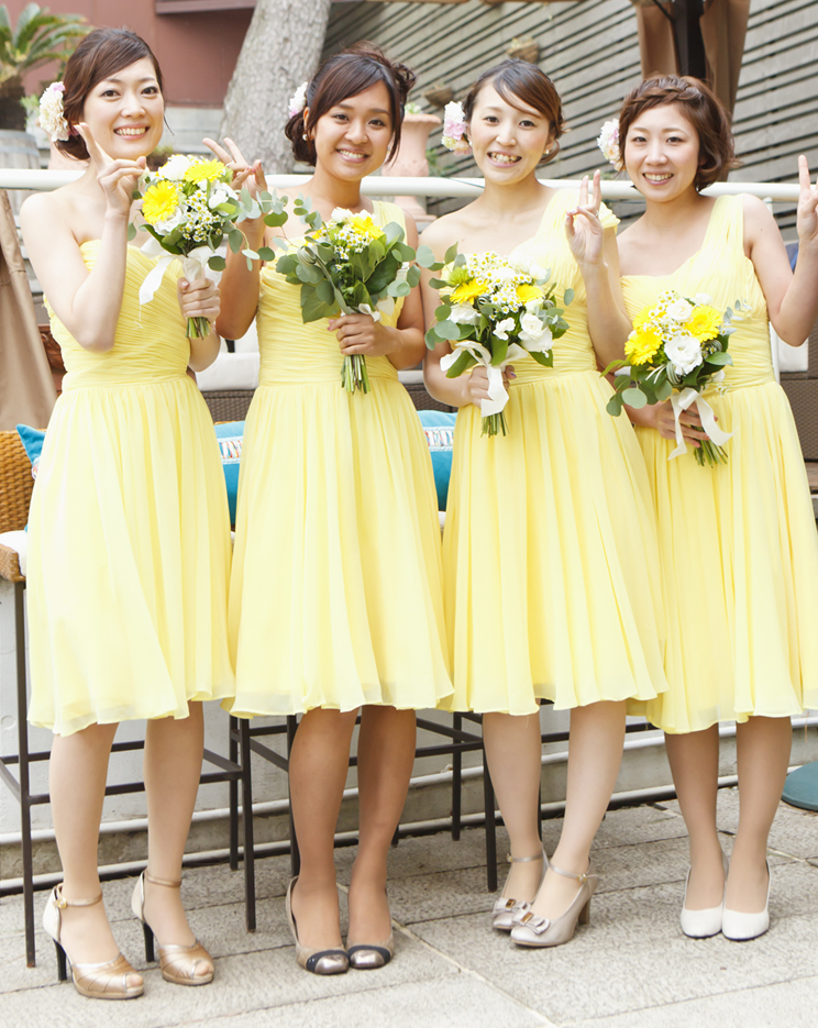 左から:エリ様、ナナ様、ユン様、アズ様