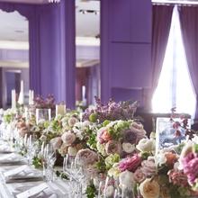 誰もが憧れる美食の殿堂ロブションでHappy wedding