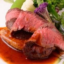横浜に21年あるレストランKIKUCHIで親族中心お食事会!