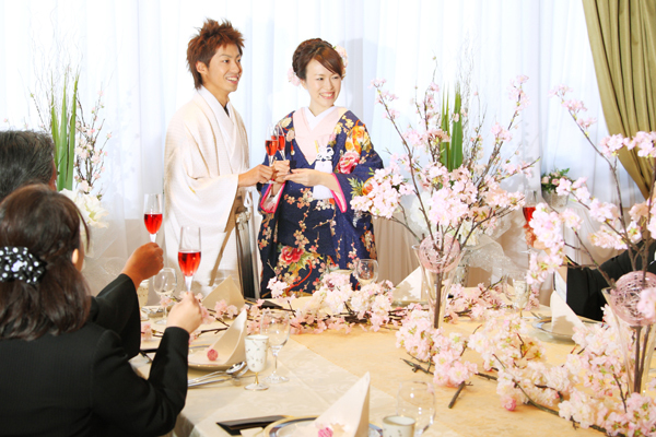 氷川神社後の会食・披露宴・パーティー