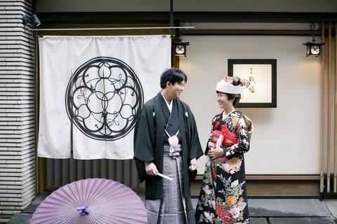 『京都瓢喜銀座本店』 一歩足を踏み込んだ瞬間から、上質な京の風情が漂う優美な雰囲気をご堪能いただけます